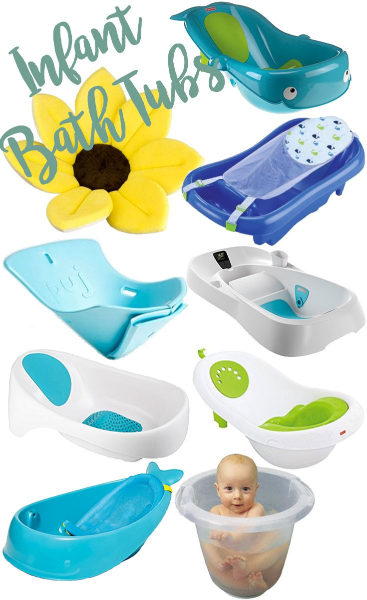 Best Infant Bath Tubs | Best Baby Bath Tubs | Best Newborn Bath Tubs ~WhiningWithWine~