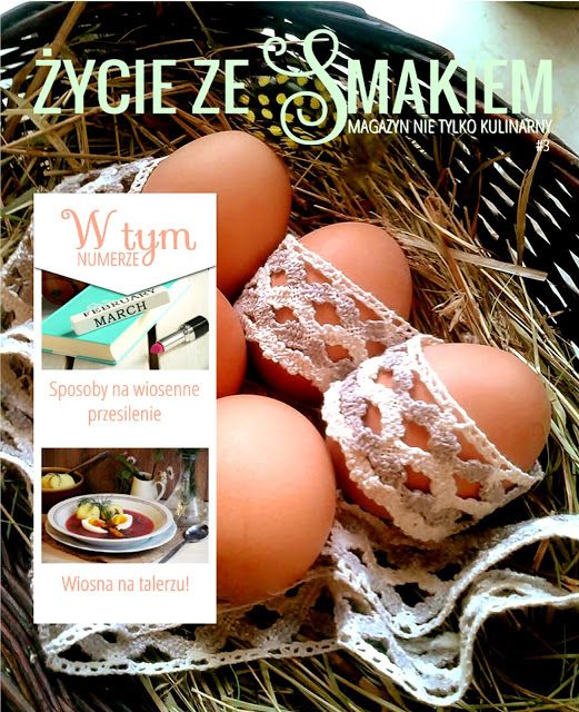 My simple kitchen: Życie ze Smakiem nr 3