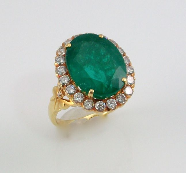 "428 Best Images About Rings.....green ""emeralds"" On"