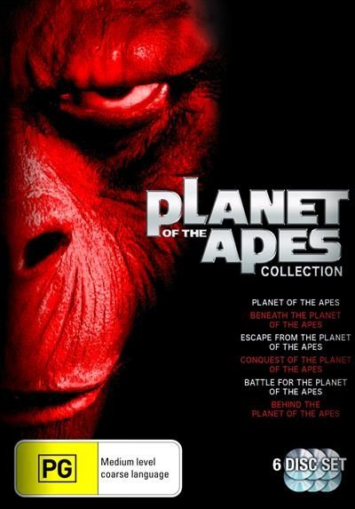 Planet Of The Apes Collection | Boxset