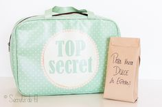 Kit de supervivencia para madres primerizas - Regalo by Secrets