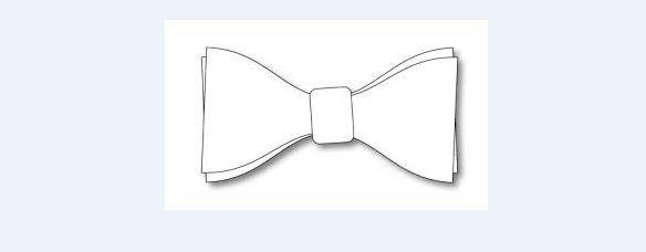 Molde De Gravata Para Imprimir 30 Modelos Artesanato Passo A