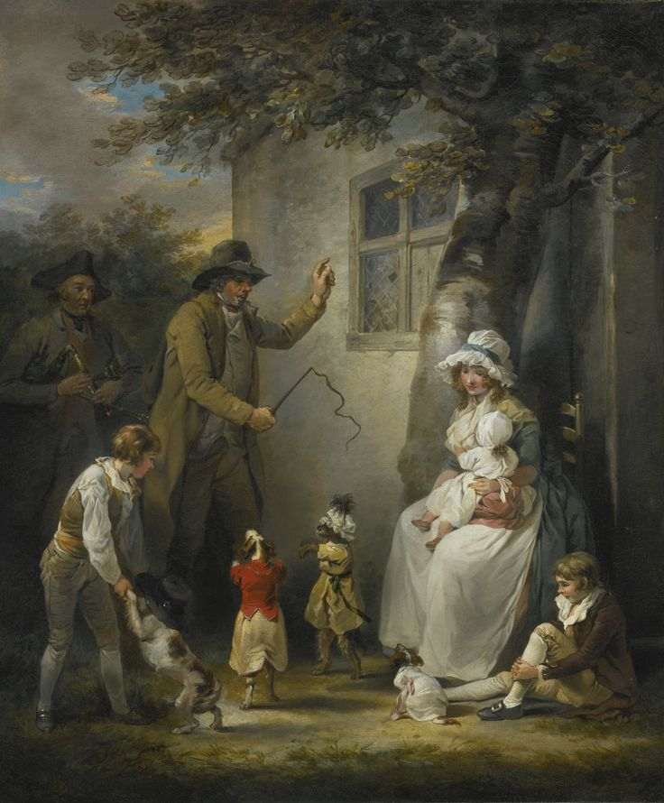 Attributed to George Morland   lot   Sotheby's