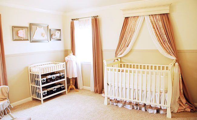 4 planning tips to create a great baby girl nursery
