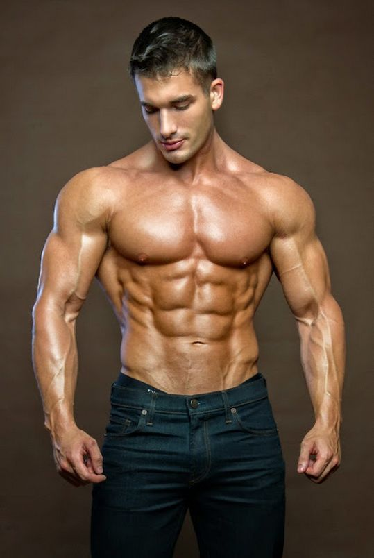 Big hunk muscle sexy