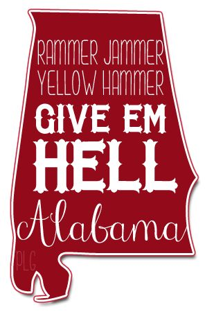 alabama | Tumblr
