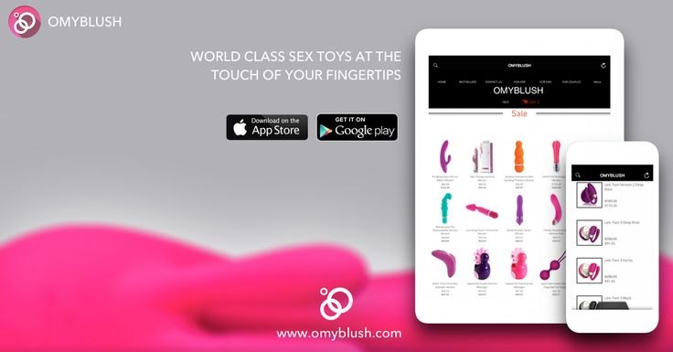 Download the omyblush App