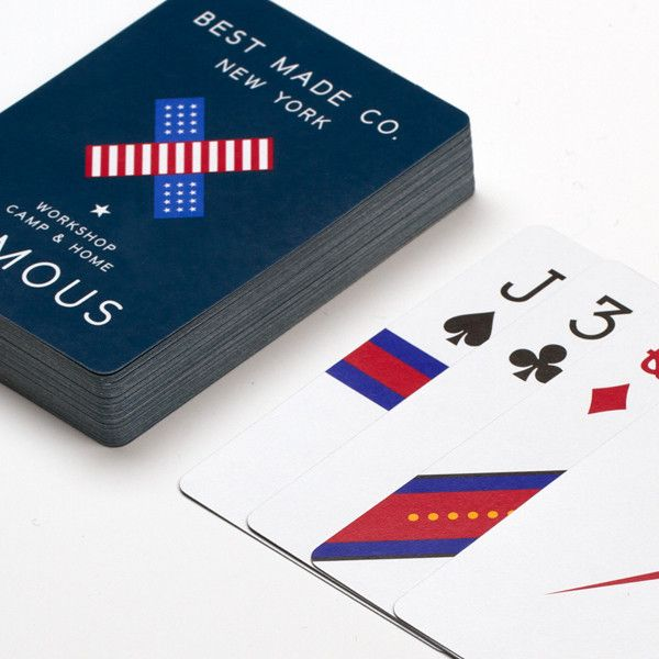 Best Made Company — Playing Cards
