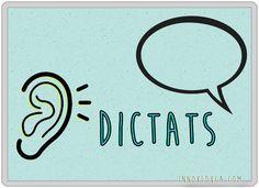 INNOVEDUCA - Dictats