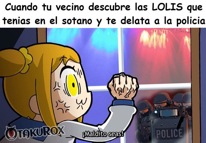 DINKLEBERG!!!!!!  Kurox . anime meme en español