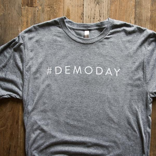 If you've ever watched Fixer Upper, then you know that demo day is Chip's favorite. Order your #DEMODAY shirt online today! Size Medium