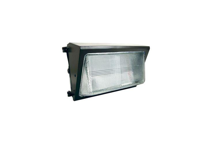 Elco EPS150 150W ED17 Medium High Pressure Sodium Wallpack Black Commercial Lighting Wall Lights Wall Packs