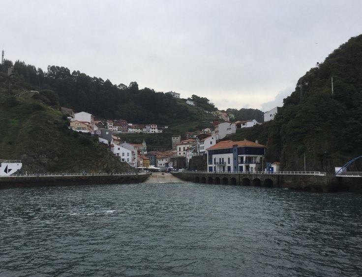 Cudilleros pueblo de Asturias
