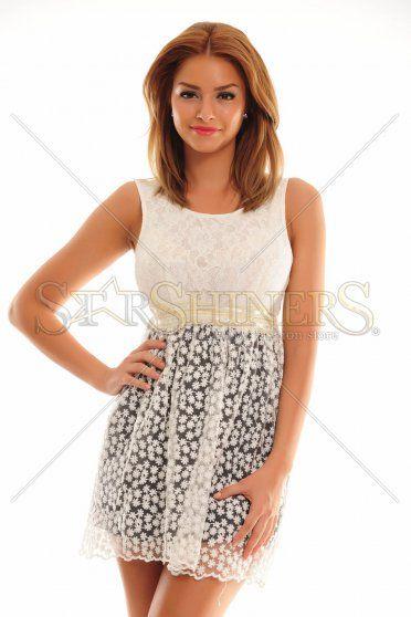 Young Girl Black Dress