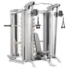 HOIST DUAL ACTION SMITH MACHINE PTS-ENS3 DUMBBELLS OLYMPIC WEIGHTS RACK HOME GYM