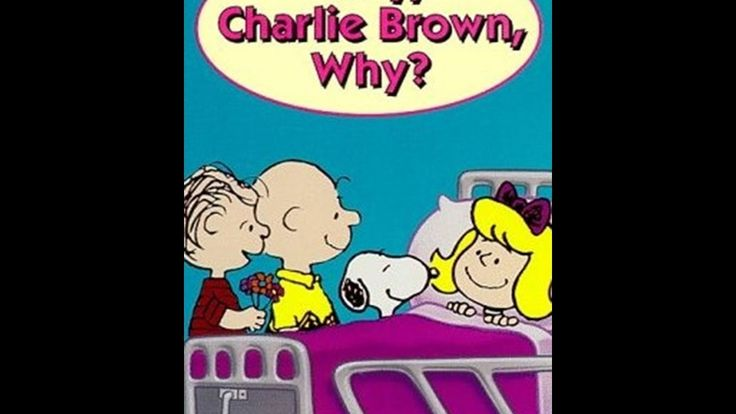 A video about cancer???? (Check it out first) Why, Charlie Brown, Why? 'Full Movie [1990] HD