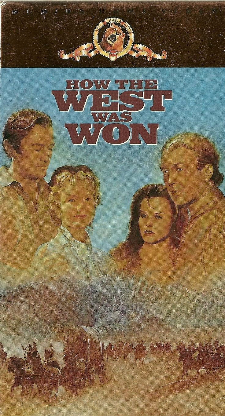 Sunny mabrey quotes quotations and aphorisms from openquotes quotes - How The West Was Won Vhs 2 Tapes James Stewart John Wayne Gregory Peck