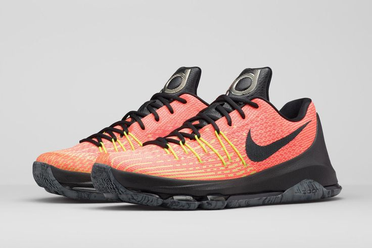 "Nike KD 8 ""Hunt's Hill Sunrise"""