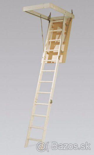 podkrovne schody - 1