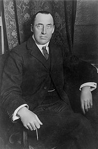 Edward Carson - the victorious Counsel in the Archer-Shee case on which Terence Rattigan based The Winslow Boy.