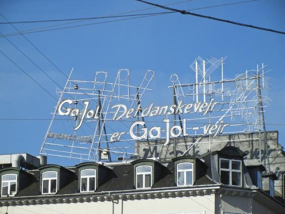 Skrifttype fra København