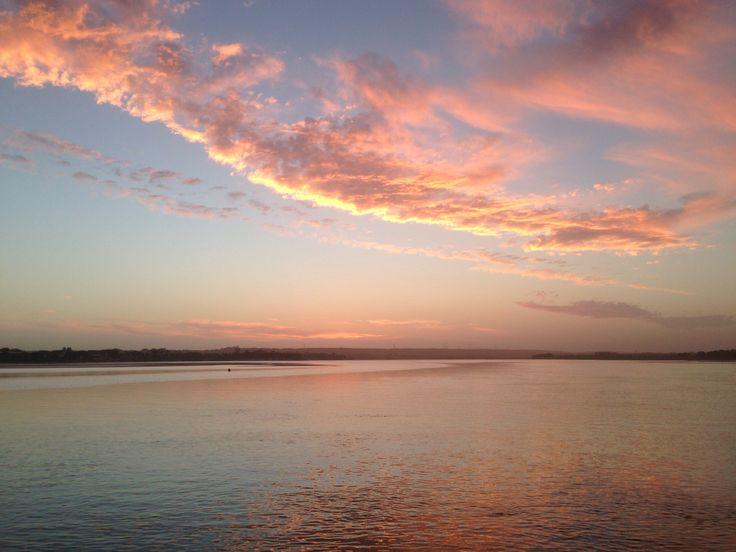 St. Francis bay. East coast