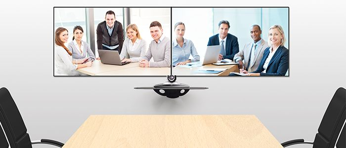 BLOG: Face to Face with Video Conferencing #AV #Videoconference #AVEquipment #Meeting #Blog #Work