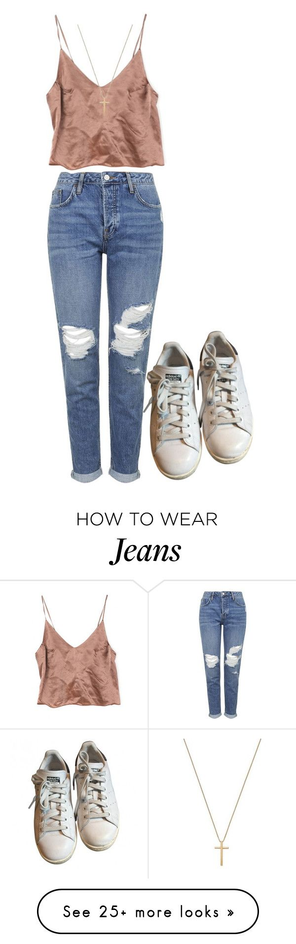 """Untitled #551"" by kristinacason on Polyvore featuring Topshop, adidas and Gucci"
