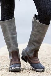 Sorel slim pack riding talk boot