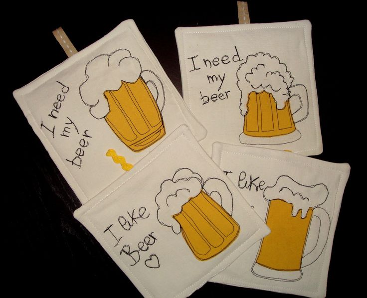 "Presine ""I like beer"""