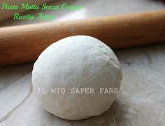 Pasta Matta Artusi ricetta senza grassi: è l'impasto base più economico, veloce e leggero per torte salate ripiene, strudel ed altro. Ricetta vegan, light.