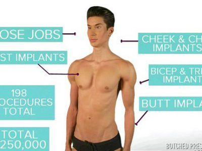 Blog 44: Het perfecte mannenlichaam – Peter Gordijn