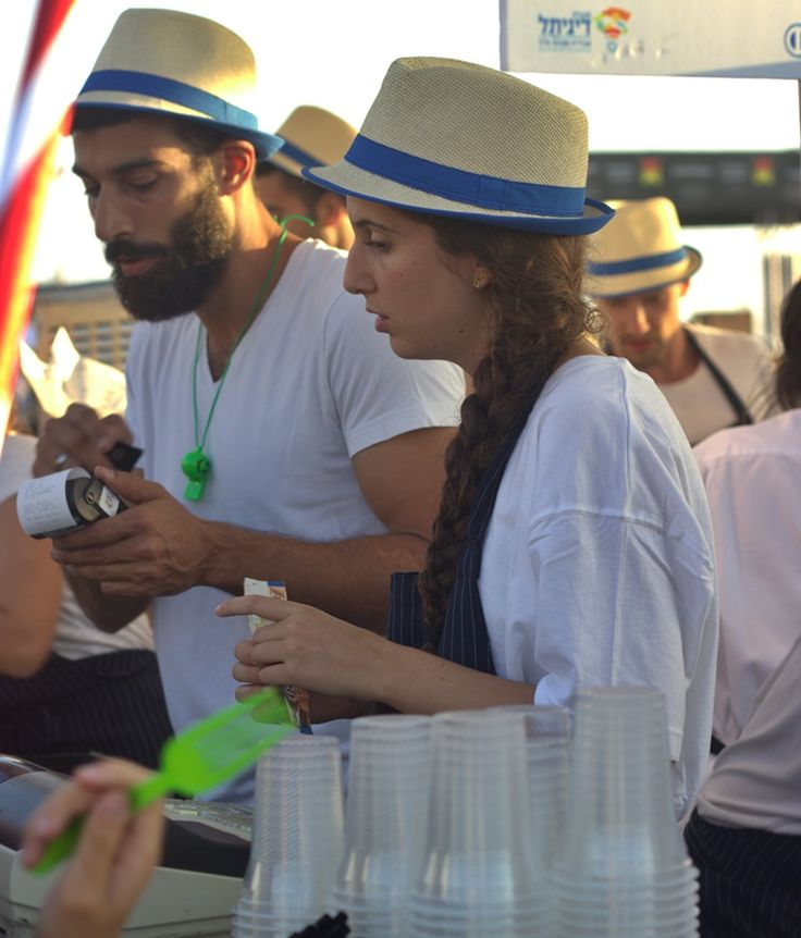 Tel Aviv Eat food festival in May 2016