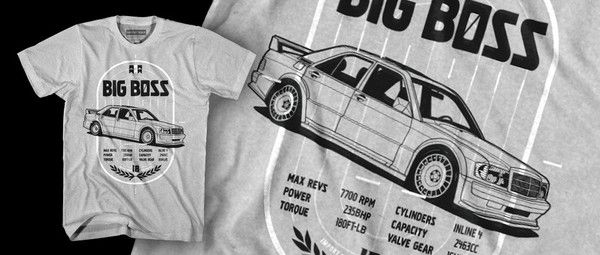 Big Boss Shirt – Car Throttle Shop