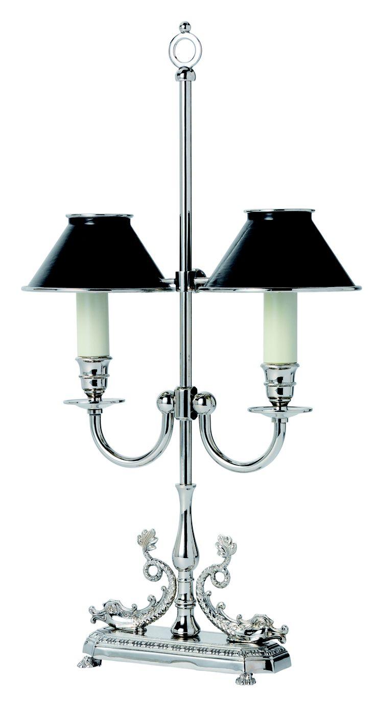 17 Best images about Desk Lamps – Nickel Desk Lamp