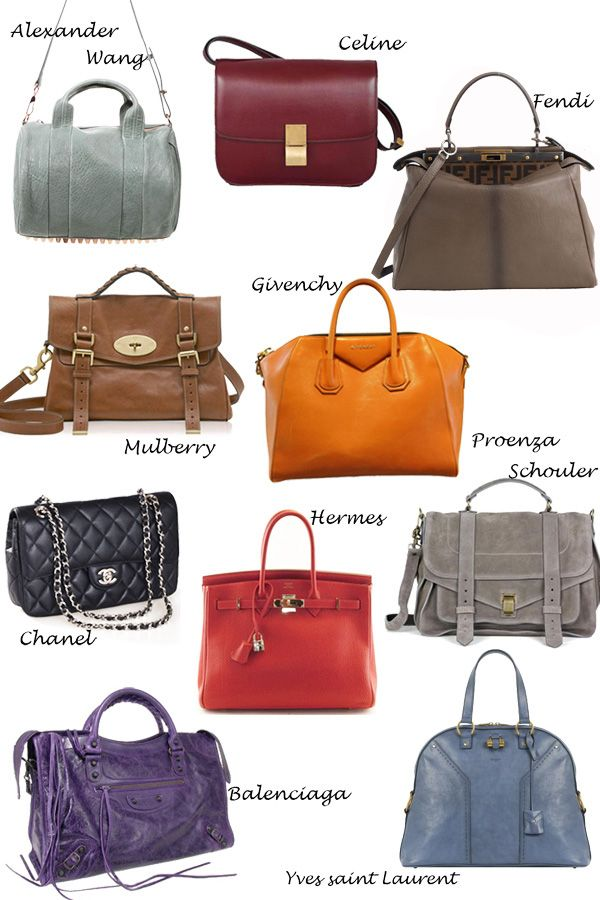 IT Bag guide: Givenchi antigona;