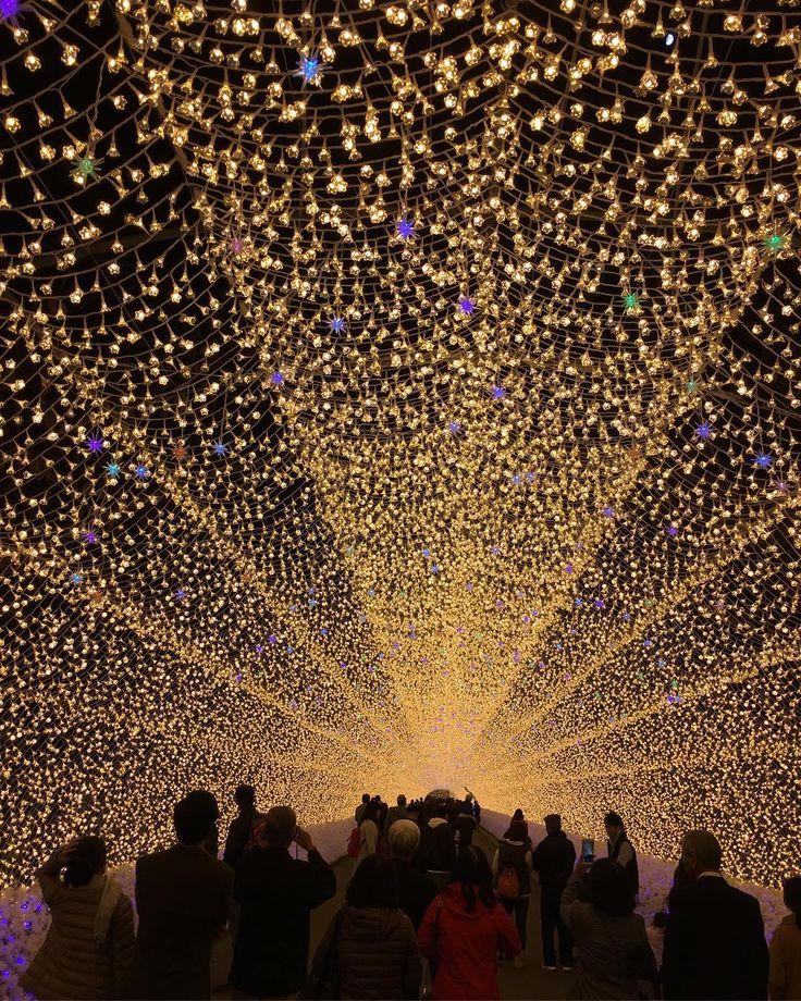 Nabana no Sato Winter Illumination, Kuwana, Mie, Japan, illumination, winter