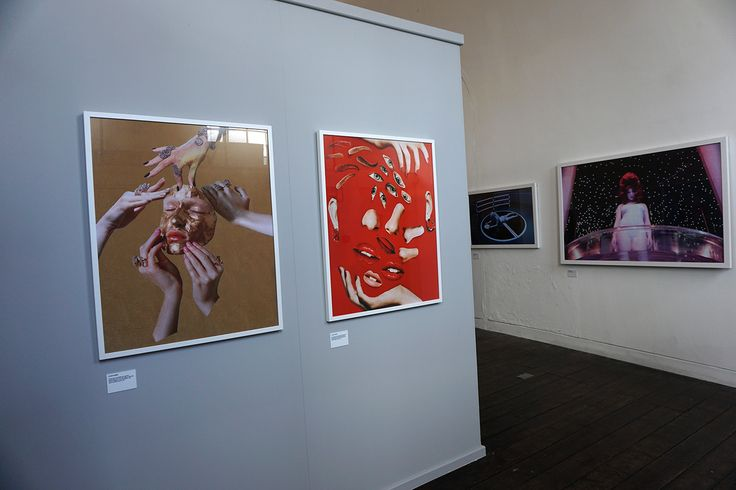 """Pieces of me"", Louise Parker at #FoamTalentLondon #Exhibition Beaconsfield Gallery Vauxhall #Londo #Photography #Fotografía #Arte #Art #ConteporaryArt #ArteContemporáneo #Arterecord 2017 https://twitter.com/arterecord"