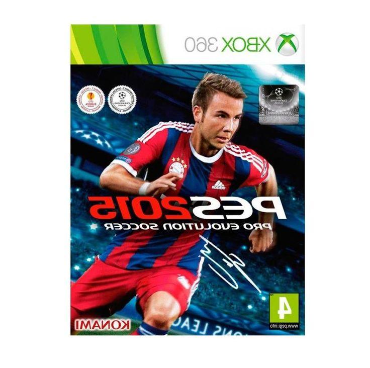 Konami Pro Evolution Soccer 2015 (русские субтитры)