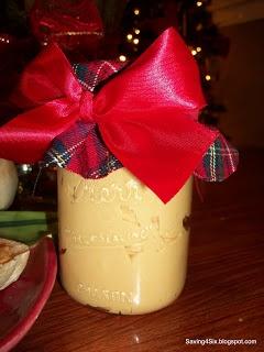 Saving 4 Six: Amish Peanut Butter Spread