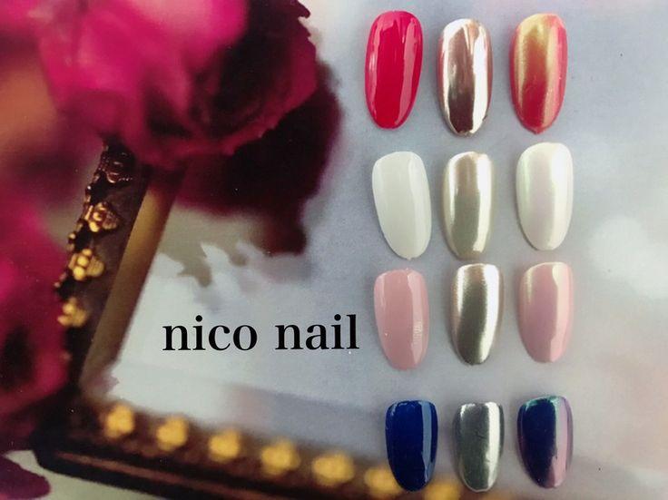 こんにちは、nico nail です。    今回はシンプルイズベストの   フレンチネイルです。     ...
