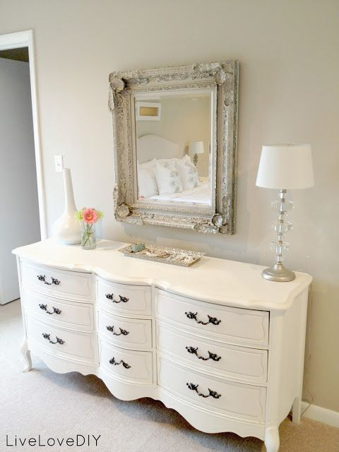 dresser decorating ideas | My Web Value