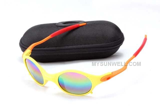 http://www.mysunwell.com/cheap-oakley-mars-sunglass-yellow-frame-multicolor-lens-online.html CHEAP OAKLEY MARS SUNGLASS YELLOW FRAME MULTICOLOR LENS ONLINE Only $25.00 , Free Shipping!