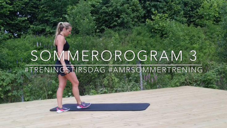 Sommerprogram 3