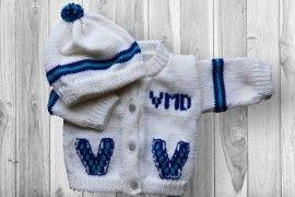 Villanova University Baby Sweater