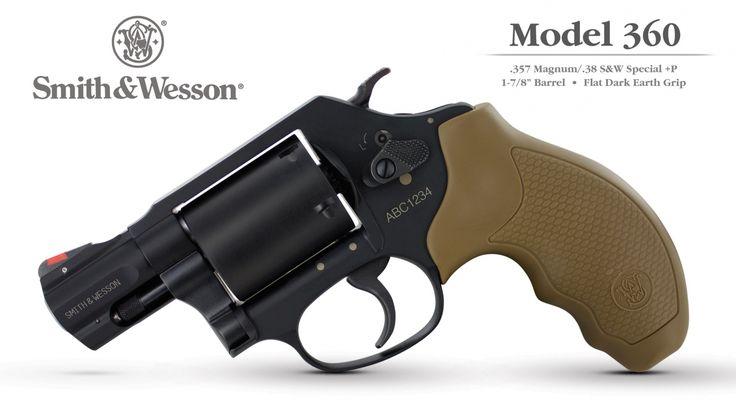 Smith & Wesson® Adds Model 360 Revolver to J-Frame Lineup SPRINGFIELD, Mass., (July 26, 2017) – Smith & Wesson Corp. announced today that the company has begun shipping the new Model 360 revolver, Smith & Wesson's latest addition to its popular J-Frame revolver line. The Model 360 revolver offers consumers a new choice to …   Read More …