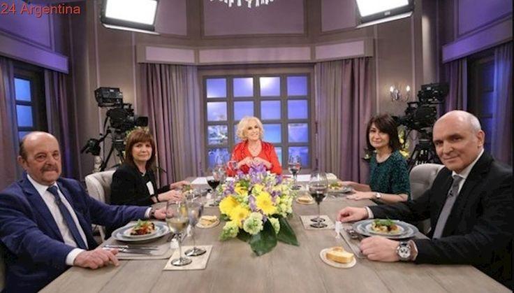 Patricia Bullrich habló sobre Santiago Maldonado en el programa Mirtha Legrand
