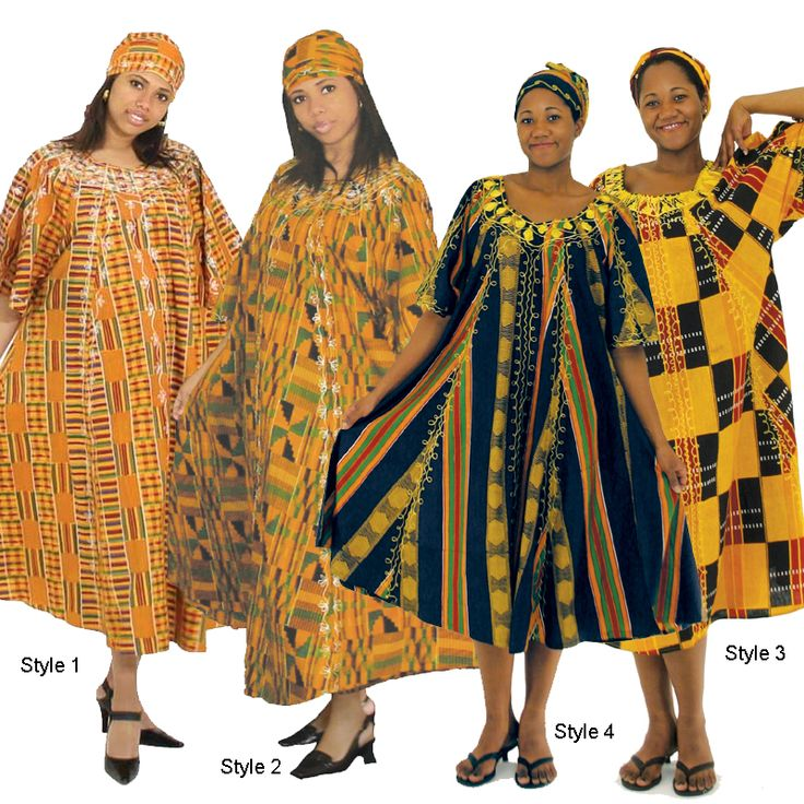 1000+ Images About African Clothing On Pinterest