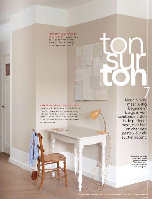 57 besten Wandfarbe SAND Bilder auf Pinterest Innenarchitektur - beige wandfarbe