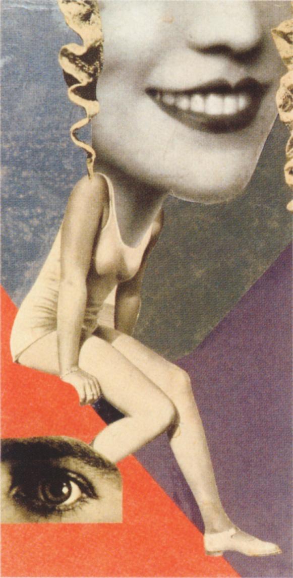 Hannah Höch - Collage - Berlinische Galerie